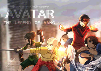 Avatar by DuckLordEthan