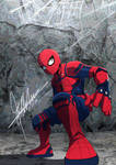 Costume Gamma   Spider-man edition