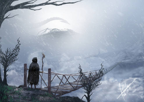 Frozen Aerie