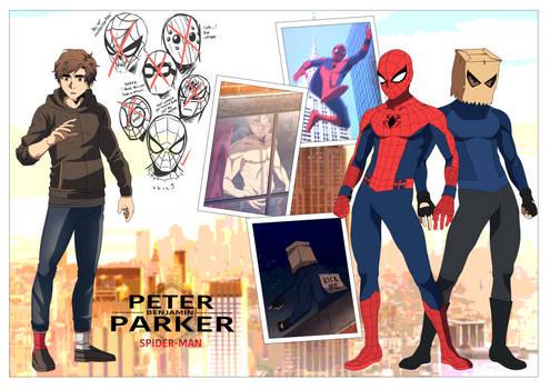 EARTH-6160: Spider-man 2 (Spidey's Origins)