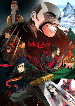 The Legend of Mulan