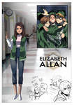 EARTH-6160: Spider-man 6 (Elizabeth Allan-Raxton)