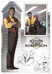 Earth-6160: Spider-man 9 (Robbie Robertson)