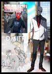 Earth-6160: Spider-man 10 (The Chameleon)