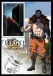 EARTH-6160: Spider-man 13 (Kraven the Hunter)