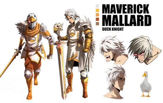 ANIMALIA 01- Maverick Mallard