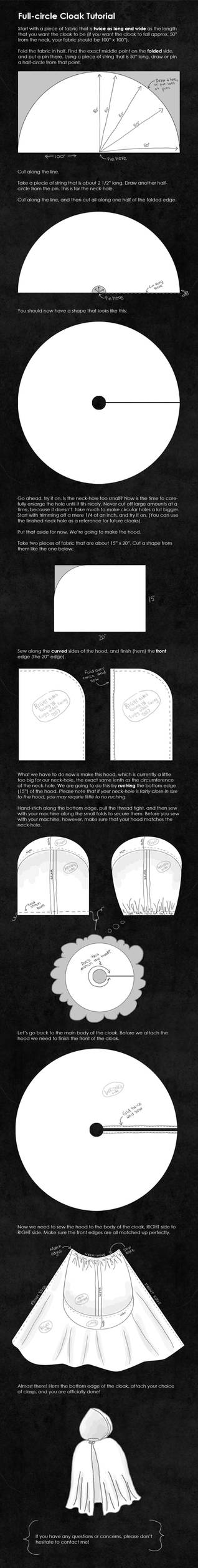 Full-Circle Cloak Tutorial
