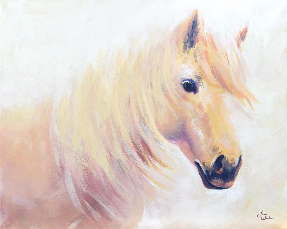 White Horse by ti-DESIGN