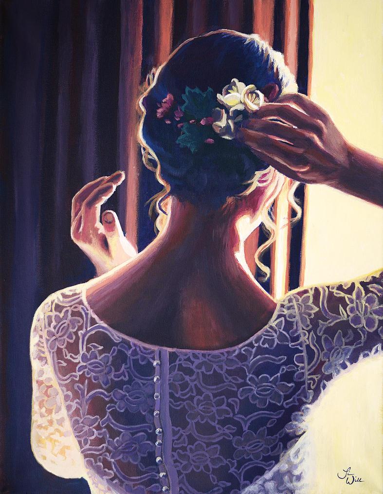 The-bride by ti-DESIGN