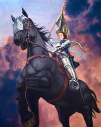 Joan of Arc by ti-DESIGN