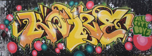 all city boyz by KOREEE