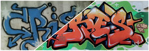 10 Years of Graffiti by KOREEE