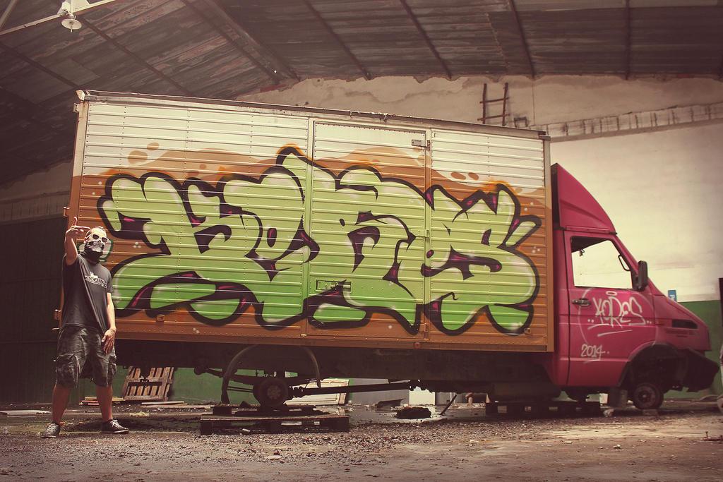 KORES270 van by KOREEE
