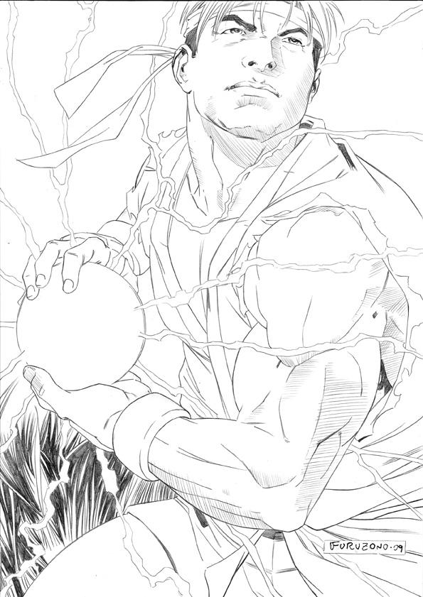 Ryu by furuzono