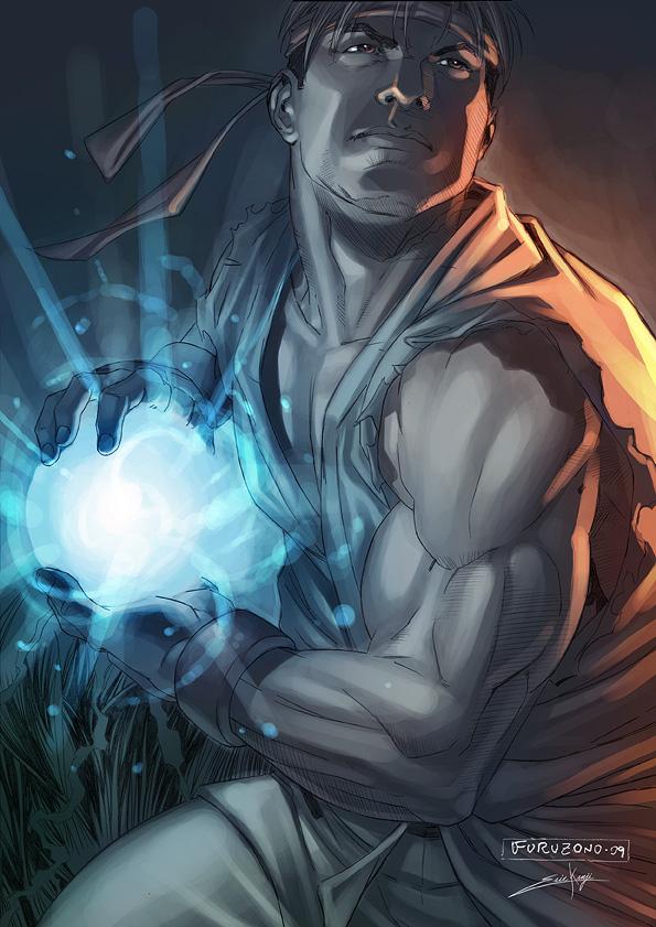 Ryu Collaboration by furuzono