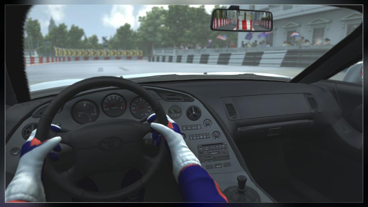 Supra Car Game