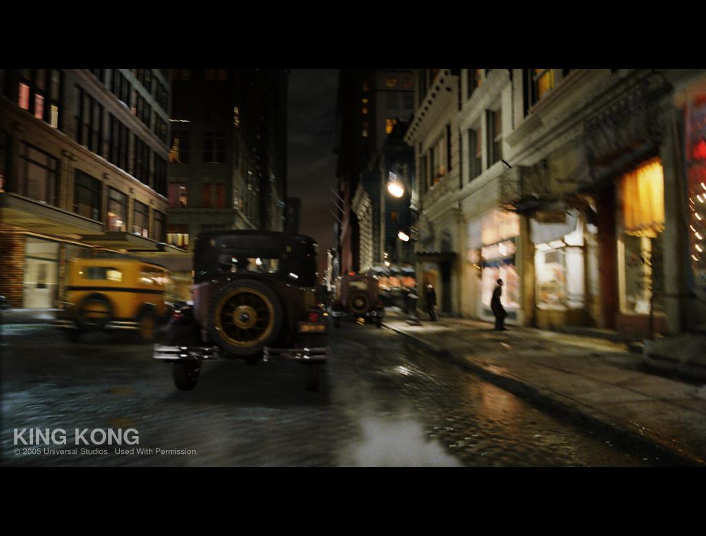 King Kong - Street