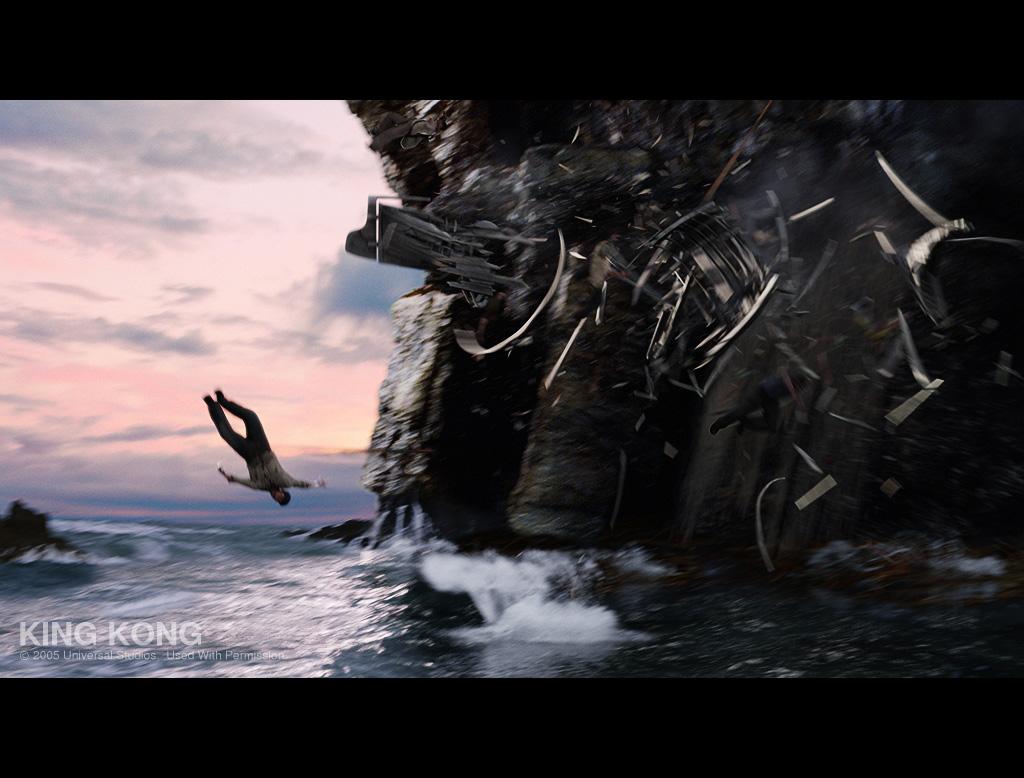 King kong - Lifeboat 2
