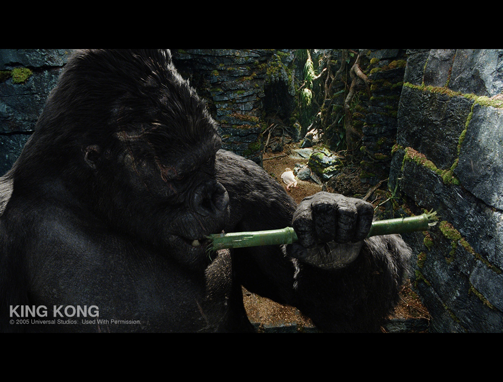 King Kong - Bamboo by 3DnuTTa