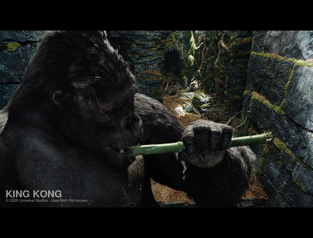 King Kong - Bamboo