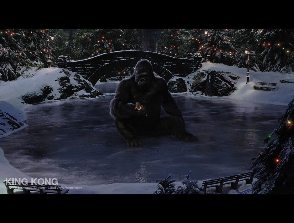 King Kong - Pond