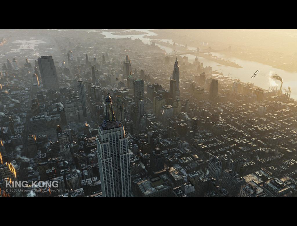 King Kong - New York
