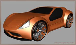 Concept Car 2 - WIP 01