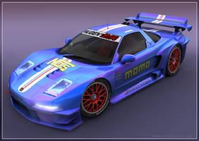 Racing NSX 2 by 3DnuTTa