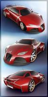 Concept Car V2 - Panel