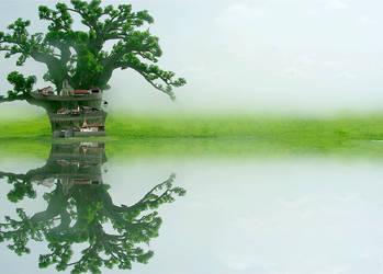 L'autre bout du monde I by Veuillez-raccrocher