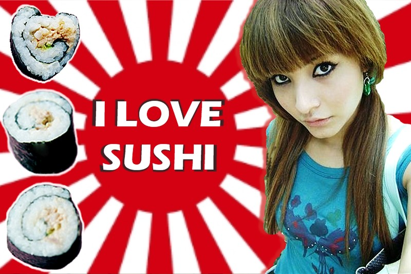 I Love Sushi - Pecchi by KaizarZoSar