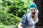 Blue Werewolf 2