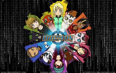 Digimon Reboot Fan video by Rangertamer