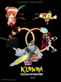 Klonoa poster