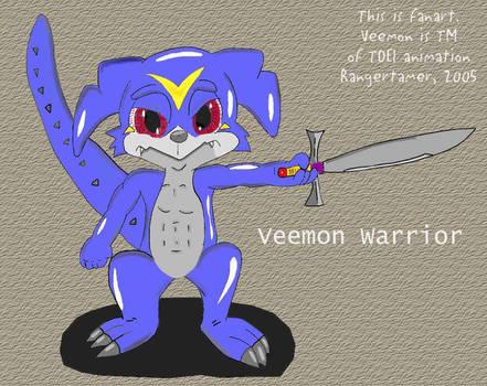 Warrior Veemon