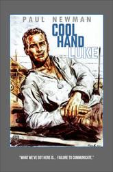 COOL HAND LUKE Colour Version by masuros
