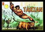 Il Ritorno Di Tarzan by masuros