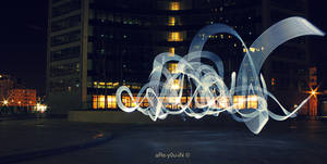 Defense's Lightpainting