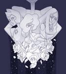 Diamonds Sketch by datcravat