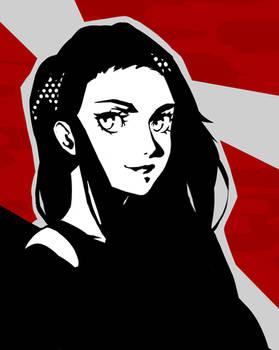 Persona 5 Confidant Self Portrait