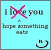 I X You by NarutoBlue12