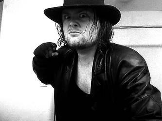 Myself as Undertaker 2004 by SpiritOfTheWolf87