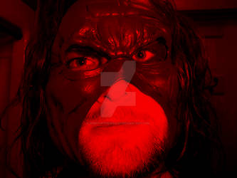 The Masked Demon Kane by SpiritOfTheWolf87