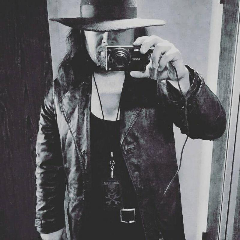 Deadman Selfie by SpiritOfTheWolf87