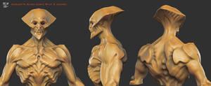 August's Alien concept