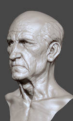Zbrush face old