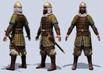 muslim soldier A