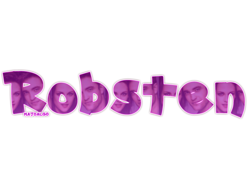 texto png robsten by MajoAlgo
