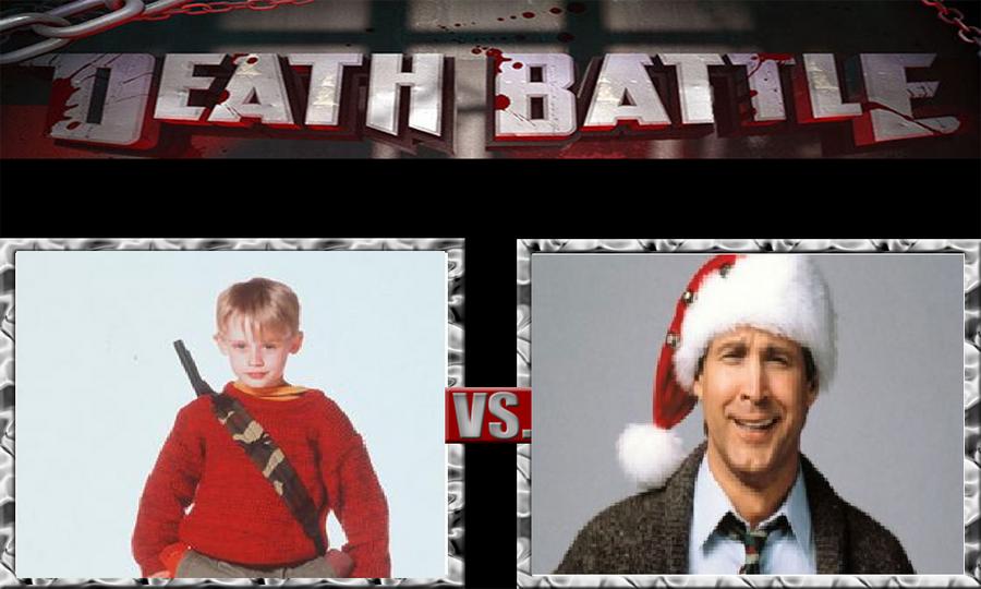 Johnny\'s Christmas DB 3-Kevin VS. Clark by JohnnyOTGS on DeviantArt