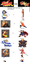 Street Fighter VS. Fatal Fury DLC Characters
